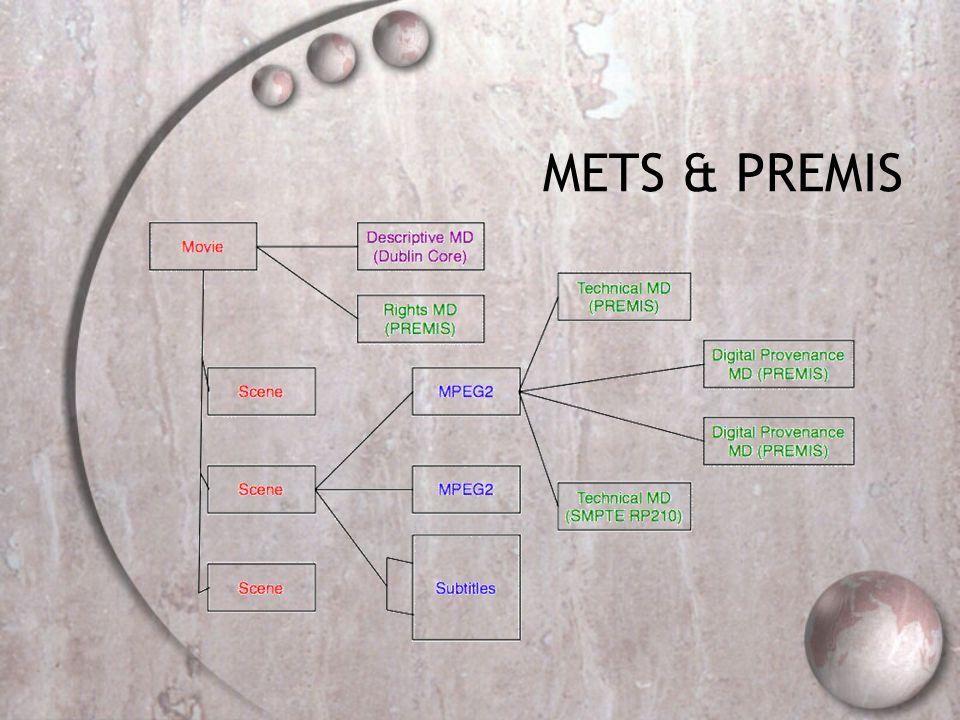 METS & PREMIS