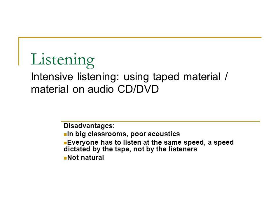 Listening using the Internet English Listening Skills and Activities-Effective Listening Practice http://esl.about.com/od/englishlistening/ Randall's ESL Cyber Listening Lab http://www.esl-lab.com/http://www.esl-lab.com/ Listening Skill Practice http://esl.about.com/cs/listening/http://esl.about.com/cs/listening/ English Listening Room http://www.manythings.org/el/http://www.manythings.org/el/ English Language Listening Lab Online http://www.elllo.org/ http://www.elllo.org/music/coffee/coffee.htmhttp://www.elllo.org/ http://www.elllo.org/music/coffee/coffee.htm ESL: Listening http://iteslj.org/links/ESL/Listening/http://iteslj.org/links/ESL/Listening/ ESL Independent Study Lab - Listening 1 http://www.lclark.edu/~krauss/toppicks/listening.html http://www.lclark.edu/~krauss/toppicks/listening.html Listening Quizzes http://esl.about.com/library/quiz/bllisteningquiz.htm http://esl.about.com/library/quiz/bllisteningquiz.htm English Pronunciation / Listening http://international.ouc.bc.ca/pronunciation/ http://international.ouc.bc.ca/pronunciation/