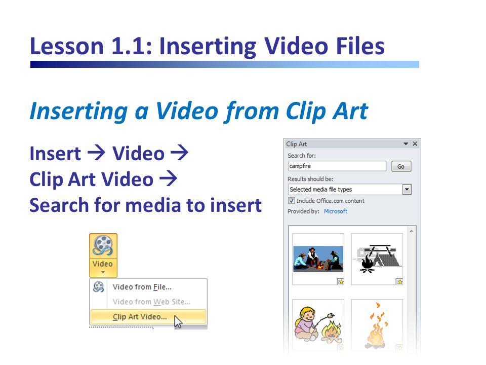Lesson 4.4: Advanced Techniques Sending a Link to Your Slides File  Save & Send  Send Using E-mail  Send a Link