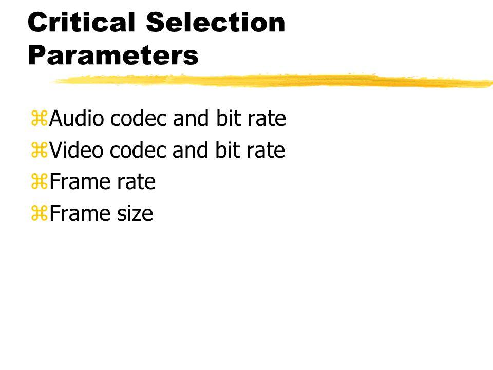 Development Steps Digital Recording of Audio/Video Digital Editing and Preparation Conversion to Streamed Format Uploading to Server WAV AVI RA