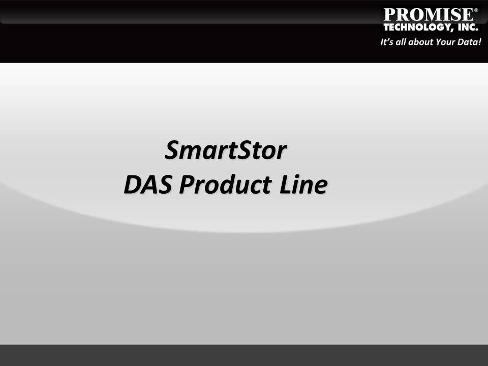 SmartStor DAS Product Line