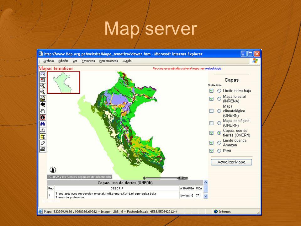 Map server