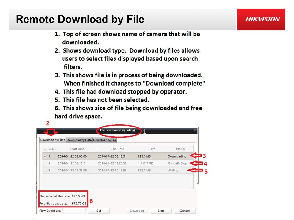Remote Download by File