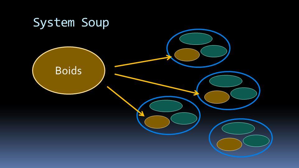 System Soup Boids