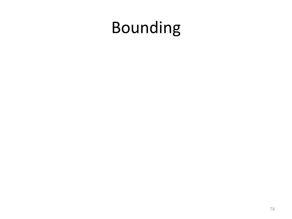 Bounding 74