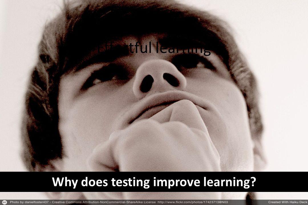Effortful learning