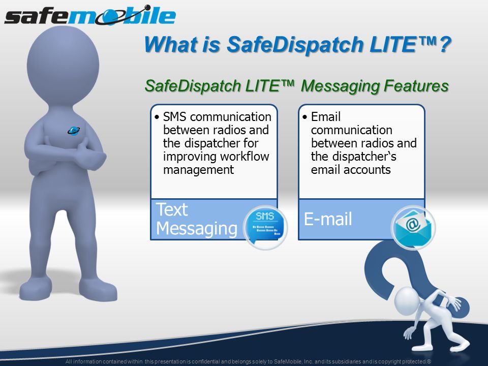 What is SafeDispatch LITE™.