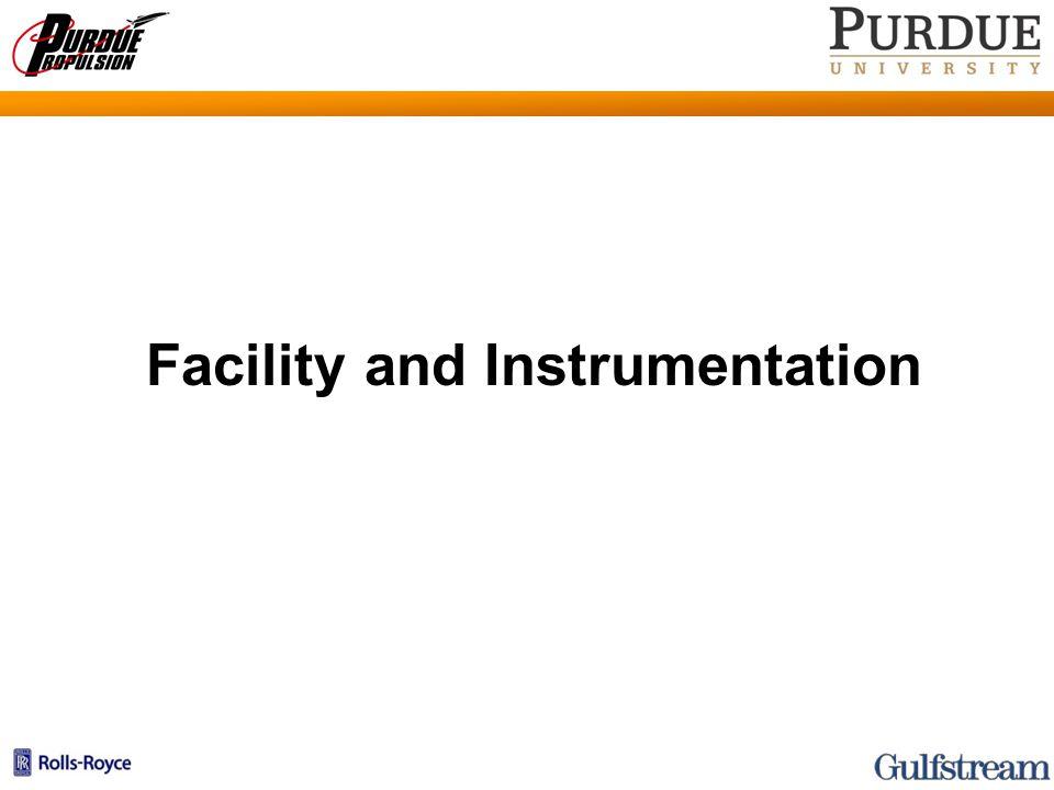 Facility and Instrumentation