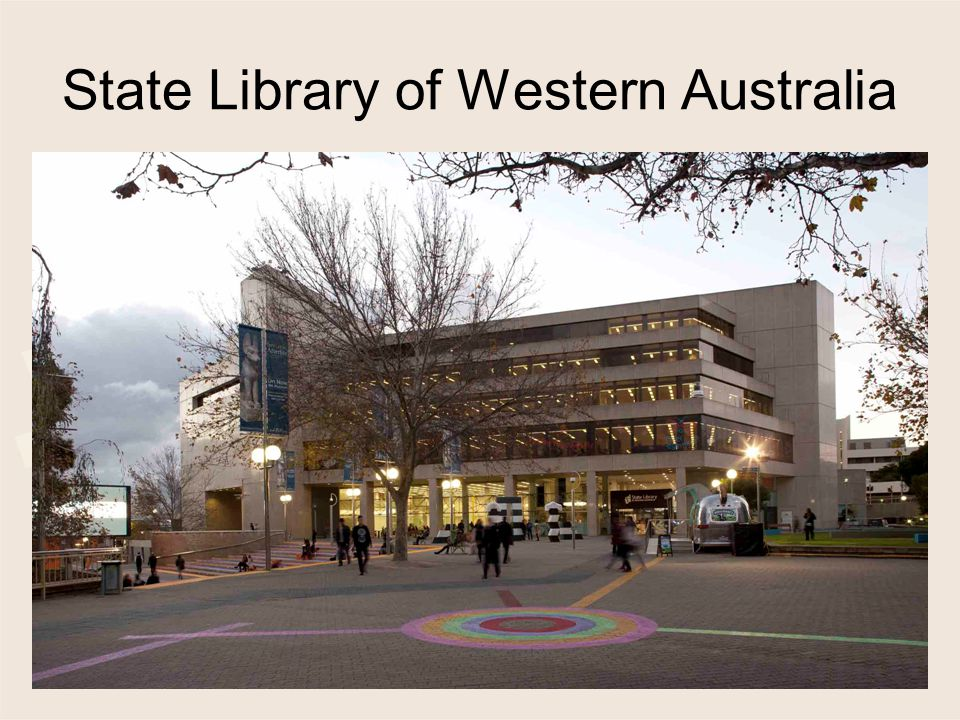 State Library of Western Australia