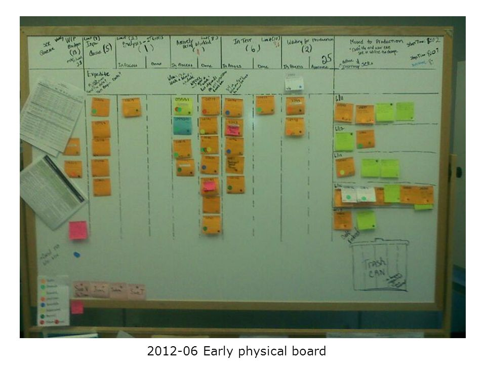 2012-06 Early physical board