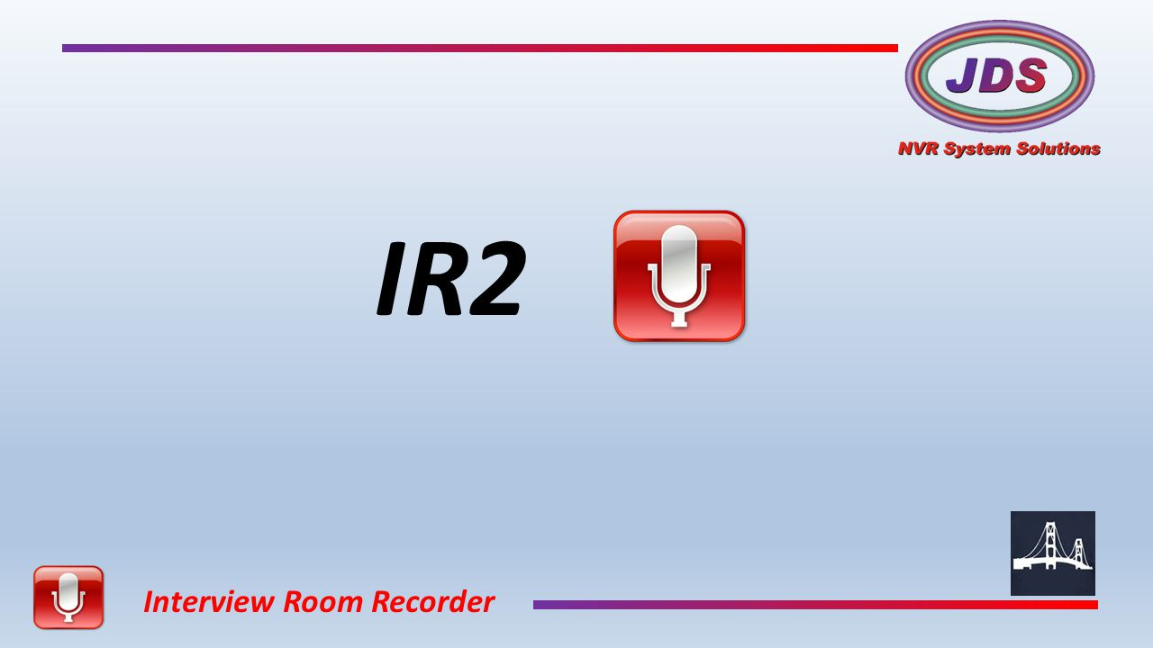Interview Room Recorder IR2