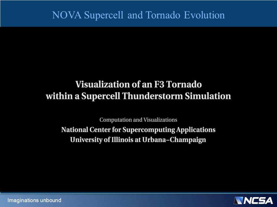 Imaginations unbound NOVA Supercell and Tornado Evolution