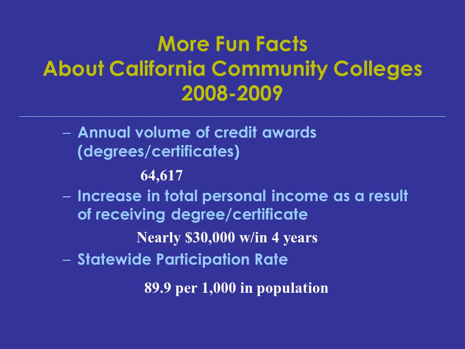 Santa Rosa Junior College One of the oldest education institutions in Sonoma County – 2010 is our 92 nd year Over 800,000 students have attended SRJC Third largest city in Sonoma County (Pop: 464,000) 54,000 students annually, approx.