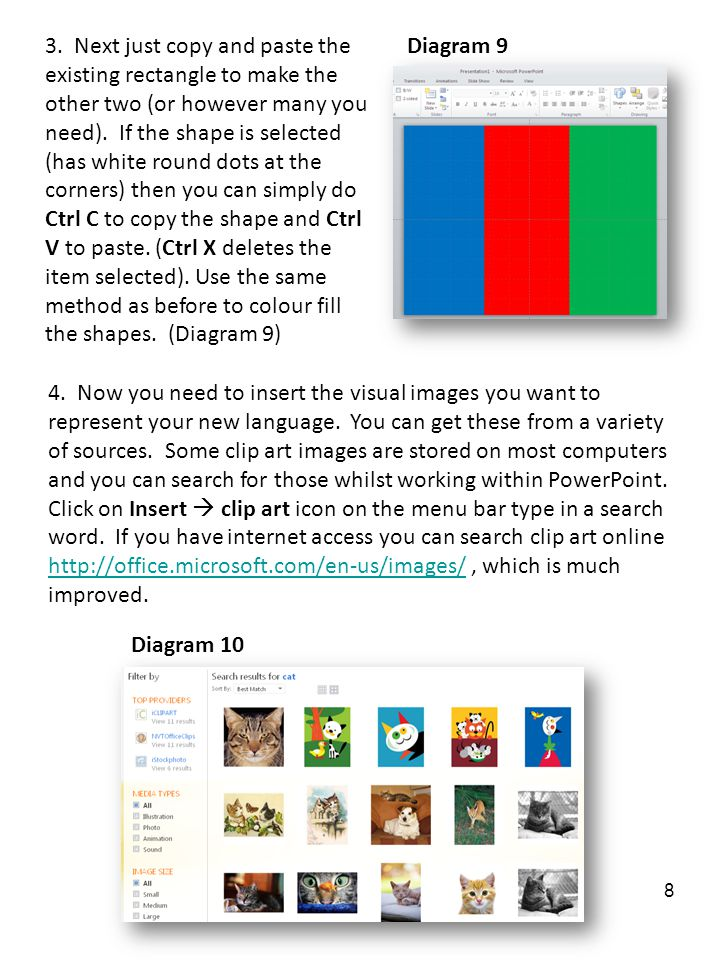 19 a4.It is very straightforward to create role play activities in PowerPoint.