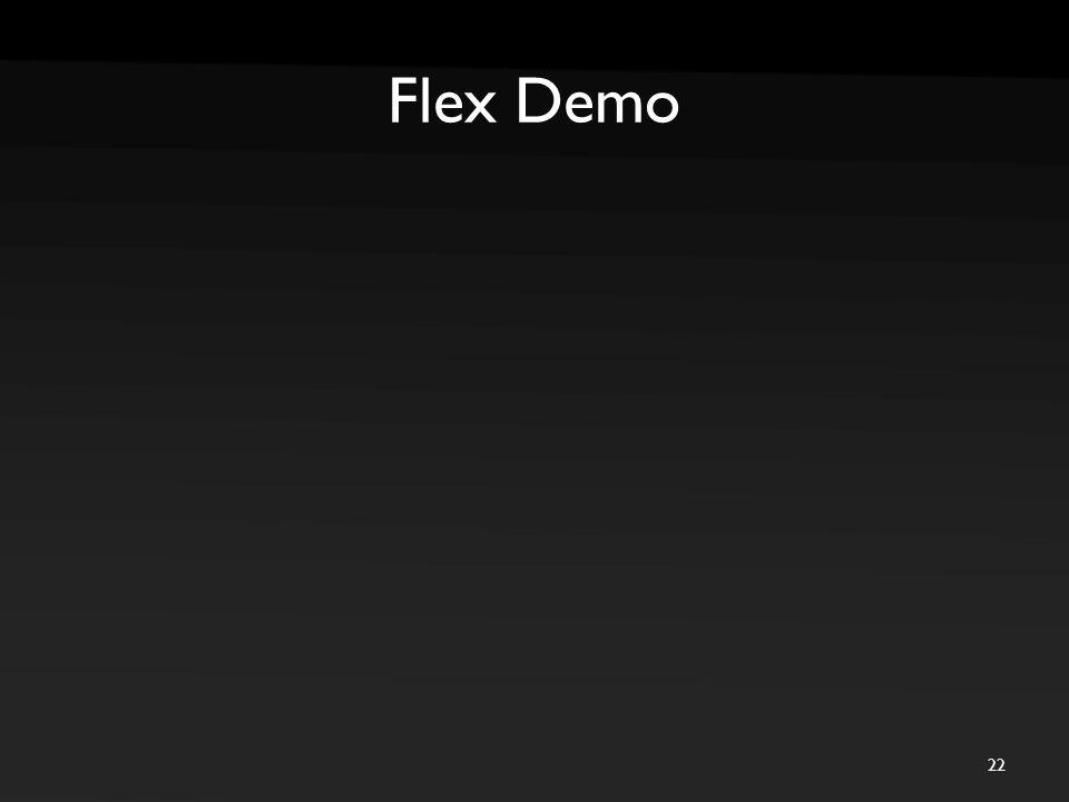 Flex Demo 22