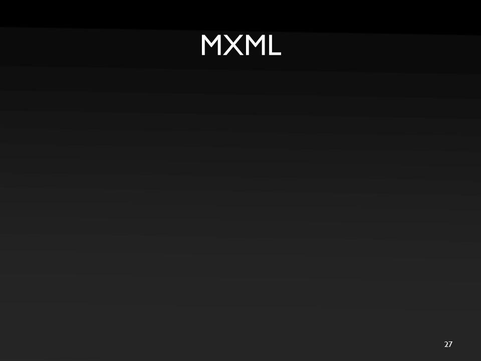 MXML 27