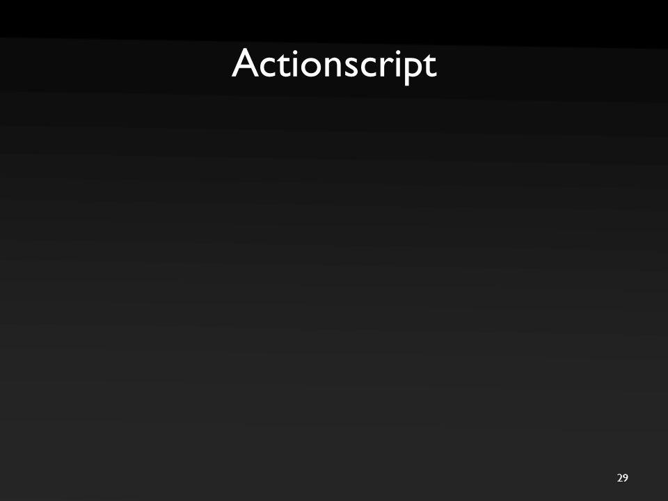 Actionscript 29