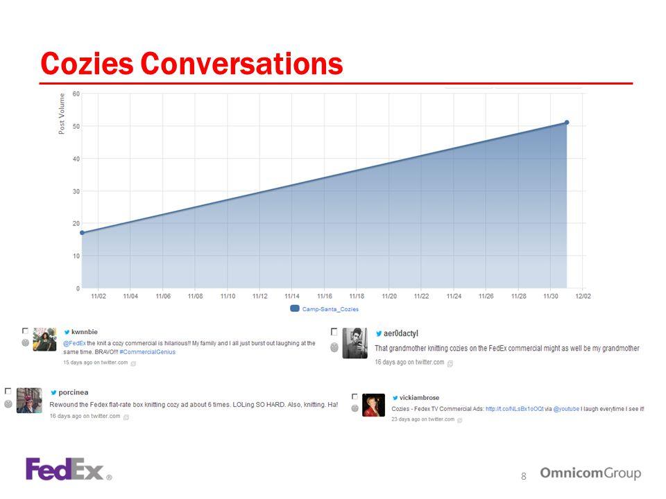 Cozies Conversations 8