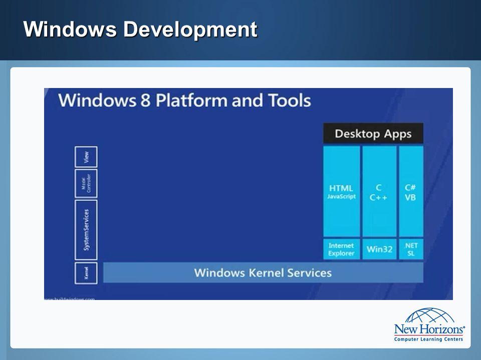 Windows Development