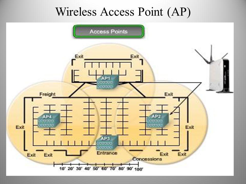 Wireless Access Point (AP)