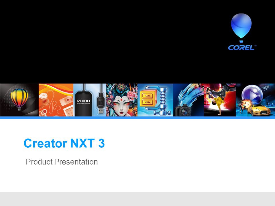 Product Presentation Creator NXT 3