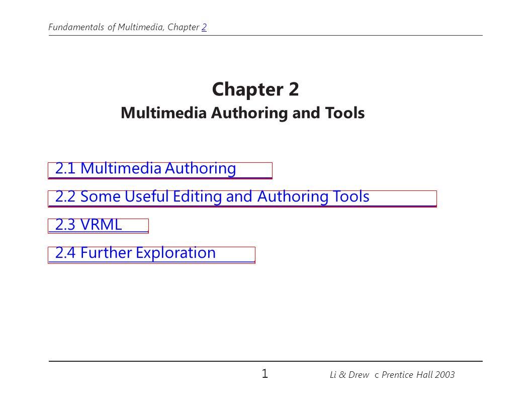 Fundamentals of Multimedia, Chapter 22 VRML world Fig.