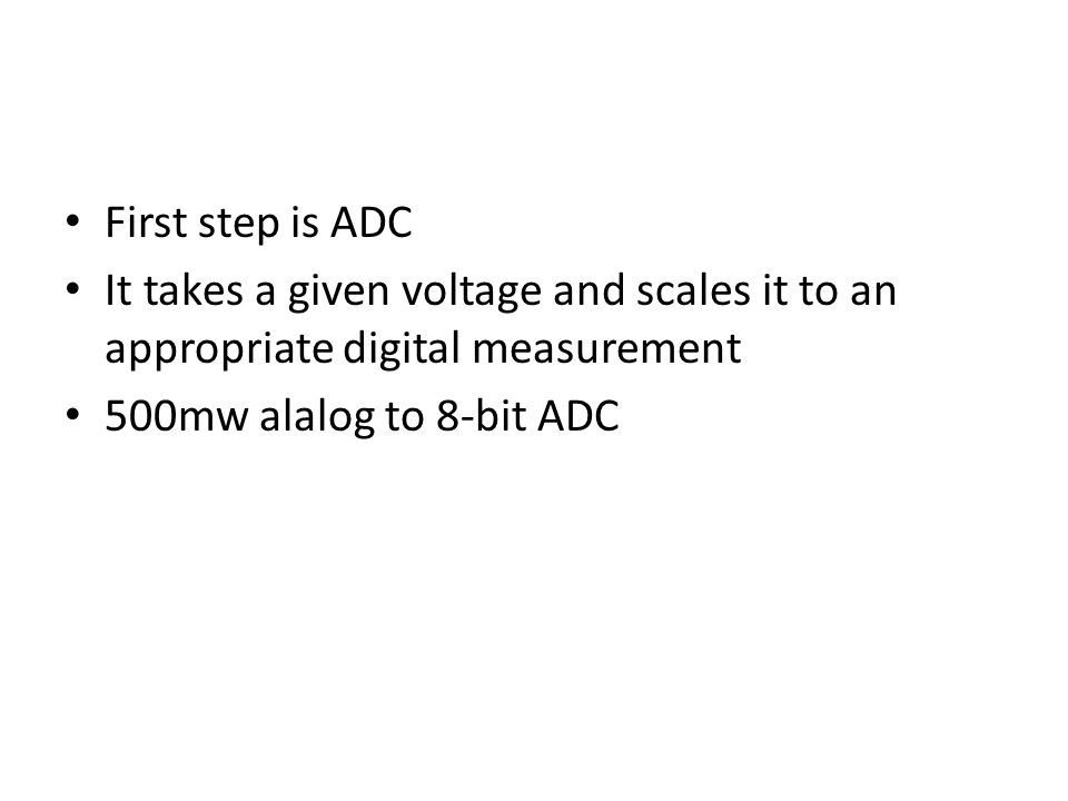 Sample voltages overlaid with the input AC signal