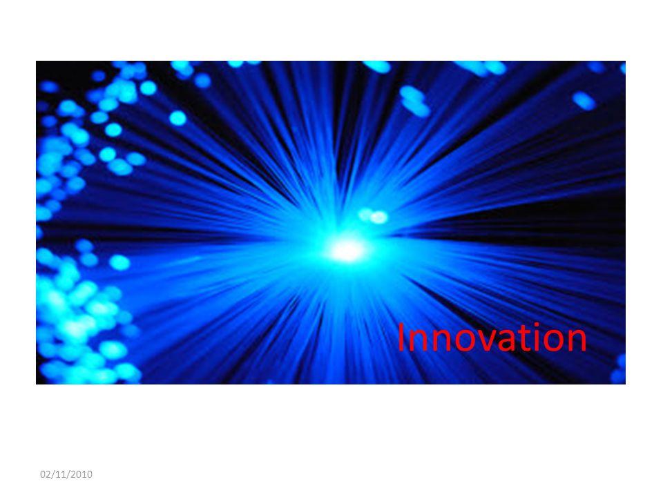 Innovation 02/11/2010