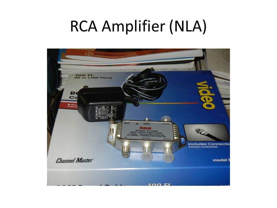 Another RF Amplifier - good