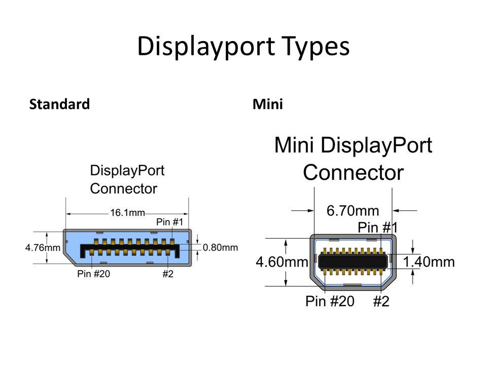 Analog VGA is a no-no (because of HDCP copy protection)