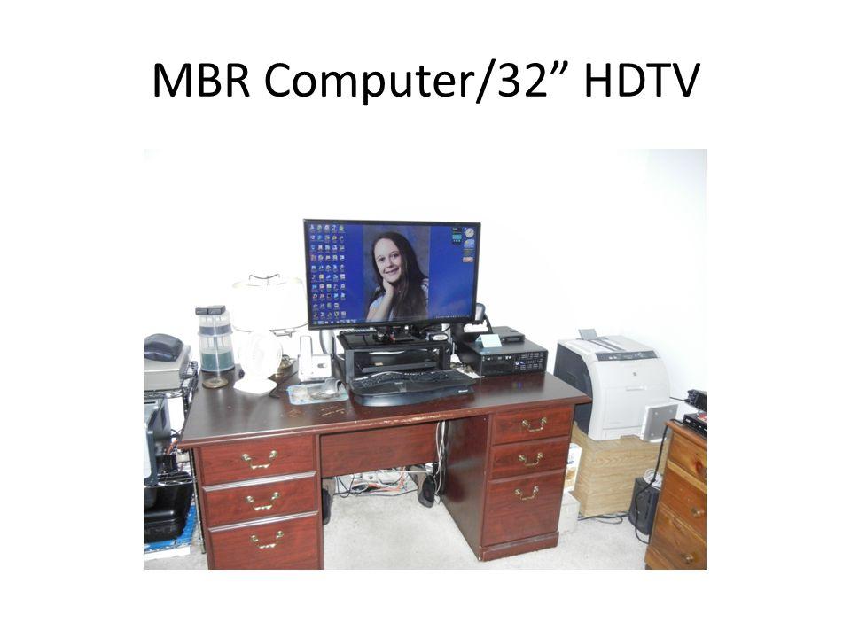 MBR Computer/32 HDTV