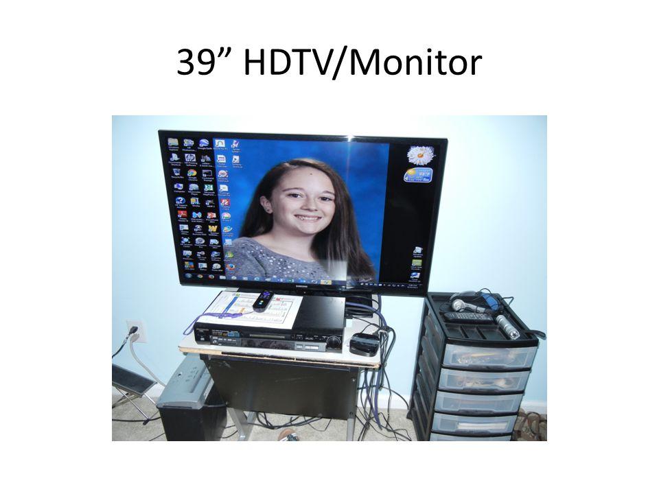 39 HDTV/Monitor