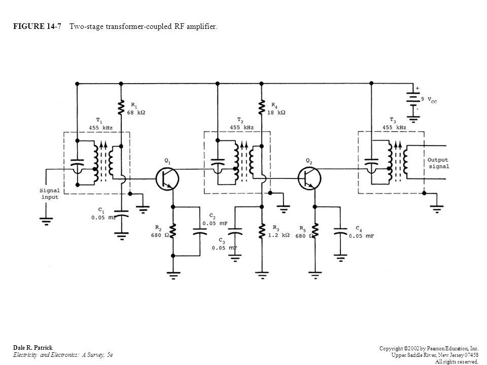 FIGURE 14-17 Complementary-symmetry amplifier.Dale R.