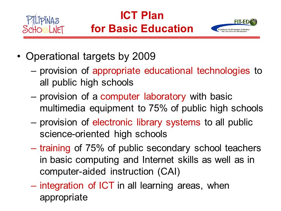 Curriculum & Pedagogy 2002 Restructured Basic Education Curriculum: Conceived as an interactive curriculum that promotes integrated teaching and interdisciplinary, contextual and authentic learning.