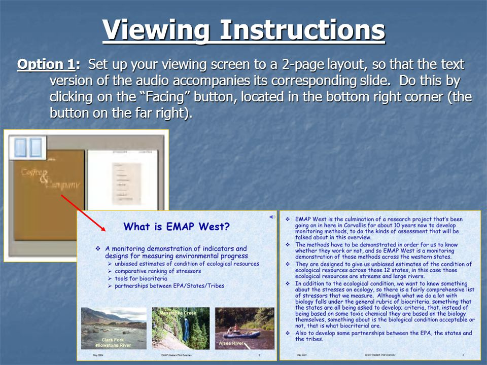 Conclusion Goals Goals Each goal was addressed and completed Application to Statistics Application to Statistics Used my knowledge of statistics in developing understandable audio narrations and relevant glossary Applicable in my career area - teaching Final Product Final Product Printable version of the presentation with the accompanying narrative text Interactive PDF tutorial available on CD-ROM Feedback Feedback Any criticism or suggestions are welcome so that the learning materials can be continually refined and improved from the current version Suggestions and comments can be addressed to myself, Jay Araas, or N.
