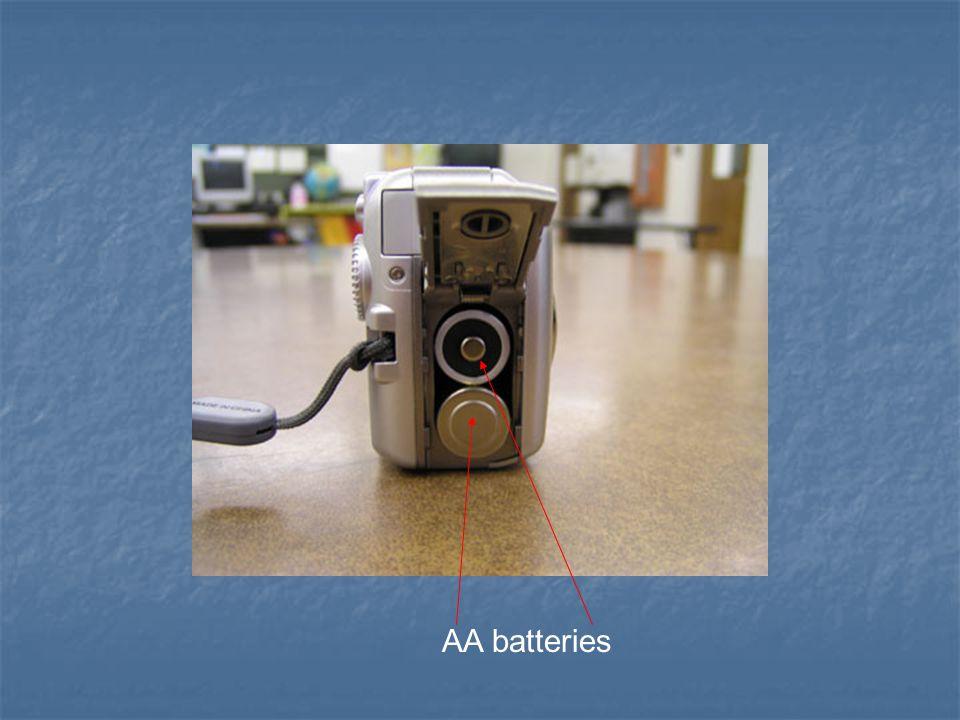 AA batteries