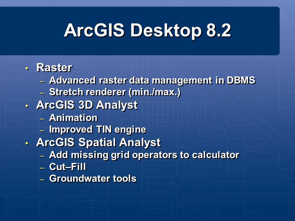 ArcGIS Server Vision Comprehensive ArcGIS Server GIS Services – Mapping – Data – Geoprocessing Support – Major platforms – Key standards Comprehensive ArcGIS Server GIS Services – Mapping – Data – Geoprocessing Support – Major platforms – Key standards ArcIMSArcGIS ArcGISServer