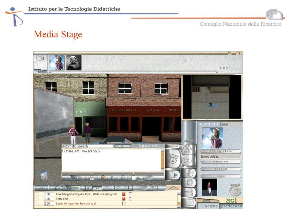 Media Stage