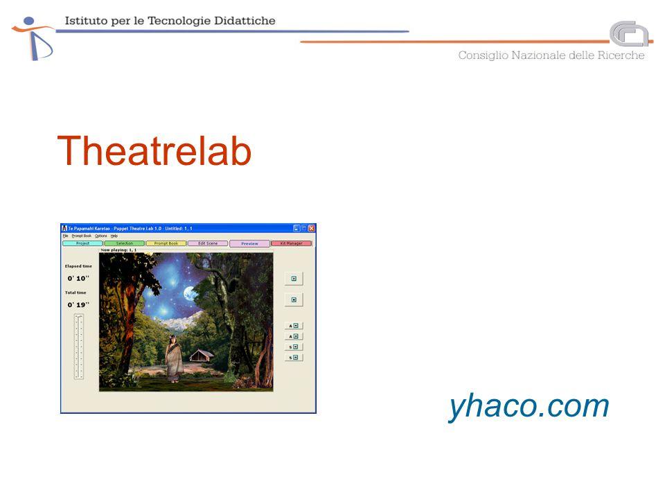 Theatrelab yhaco.com