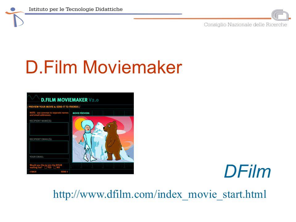 D.Film Moviemaker DFilm http://www.dfilm.com/index_movie_start.html