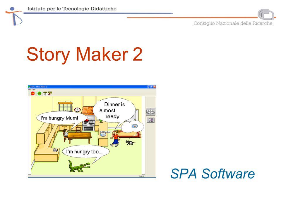 Story Maker 2 SPA Software