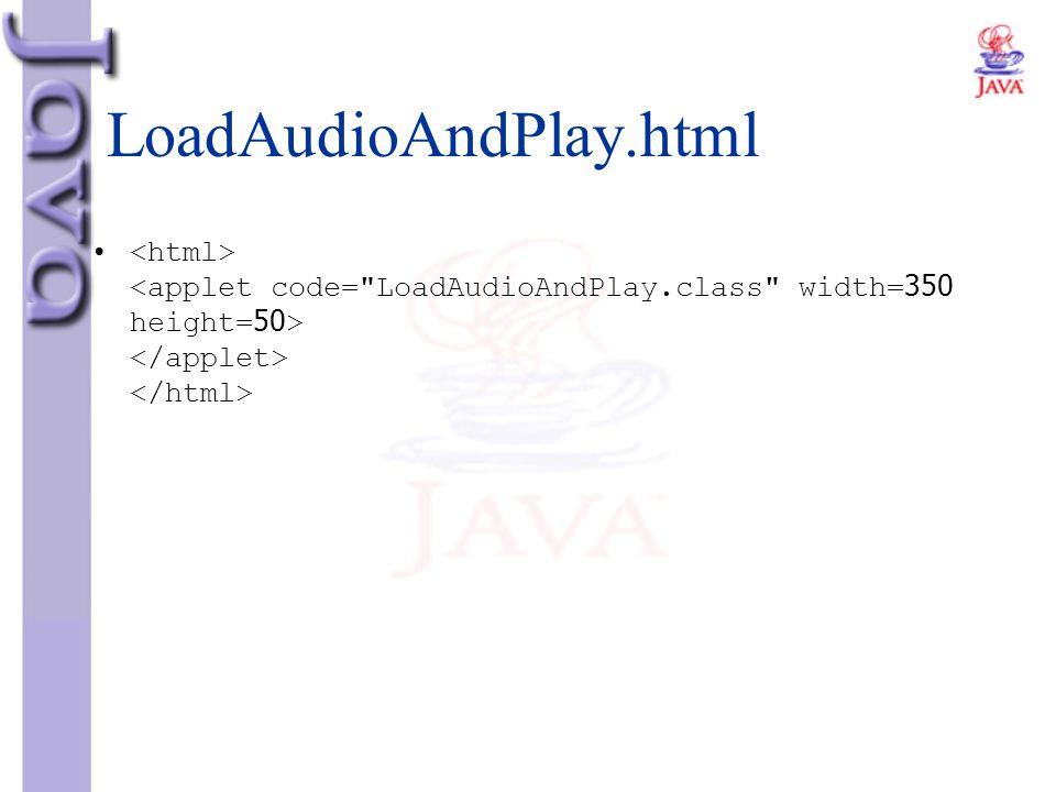LoadAudioAndPlay.html