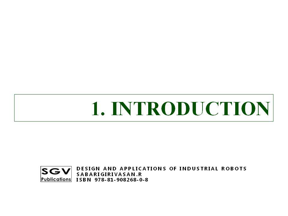 Robotics History 1.The term robot was derived from Czech word robota .