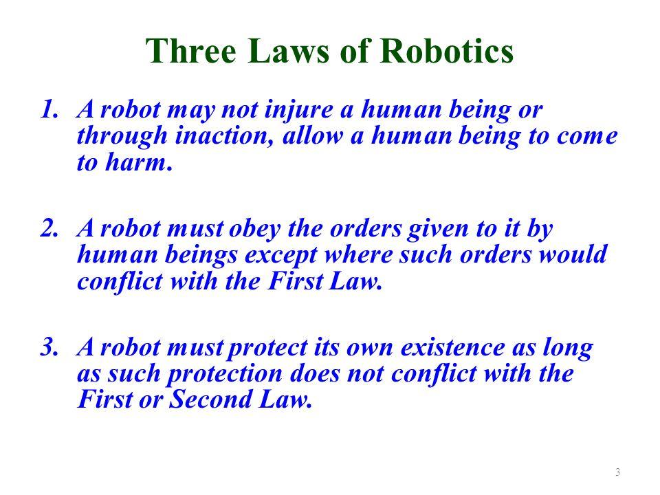 Classification Based on Servo Control System 1.Servo control robots – Hydraulic and electric robots.