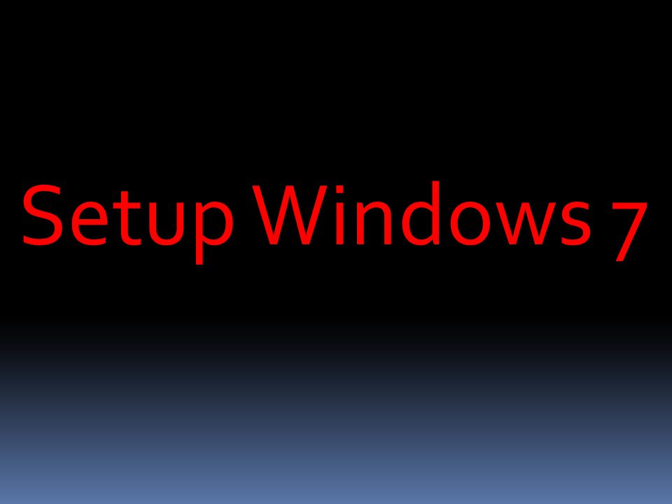 Windows 7: System Requirements If you want to run Windows 7 on your PC, here s what it takes: 1 gigahertz (GHz) or faster 32-bit (x86) or 64-bit (x64) processor 1 gigabyte (GB) RAM (32-bit) or 2 GB RAM (64-bit) 16 GB available hard disk space (32-bit) or 20 GB (64-bit) DirectX 9 graphics device with WDDM 1.0 or higher driver Additional requirements to use certain features: Internet access (fees may apply) Depending on resolution, video playback may require additional memory and advanced graphics hardware For some Windows Media Center functionality a TV tuner and additional hardware may be requiredWindows Media Center Windows TouchWindows Touch and Tablet PCs require specific hardware HomeGroupHomeGroup requires a network and PCs running Windows 7 DVD/CD authoring requires a compatible optical drive BitLocker requires Trusted Platform Module (TPM) 1.2 BitLocker To Go requires a USB flash drive Windows XP ModeWindows XP Mode requires an additional 1 GB of RAM, an additional 15 GB of available hard disk space, and a processor capable of hardware virtualization with Intel VT or AMD-V turned on Music and sound require audio output