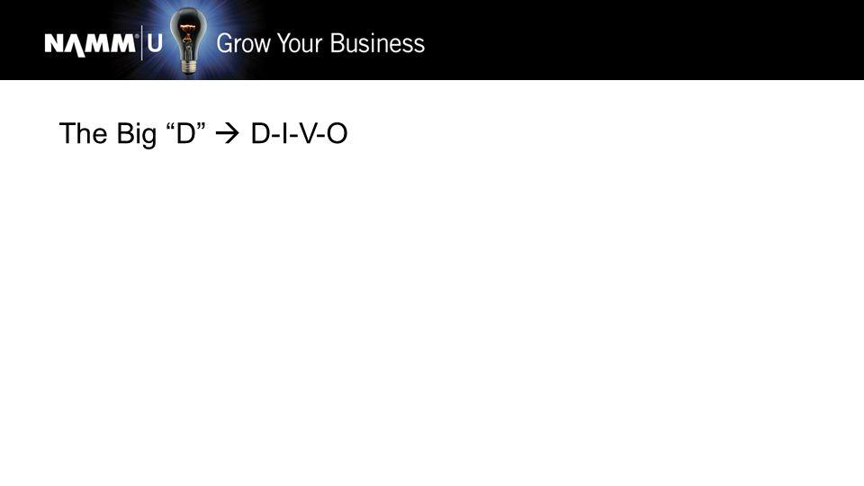 The Big D  D-I-V-O