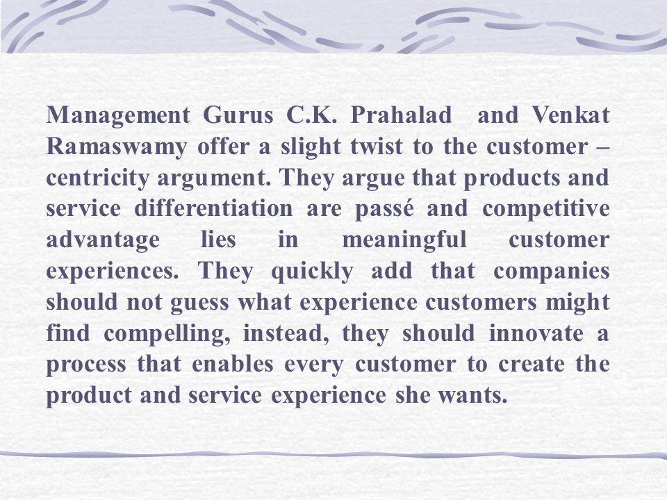Management Gurus C.K.