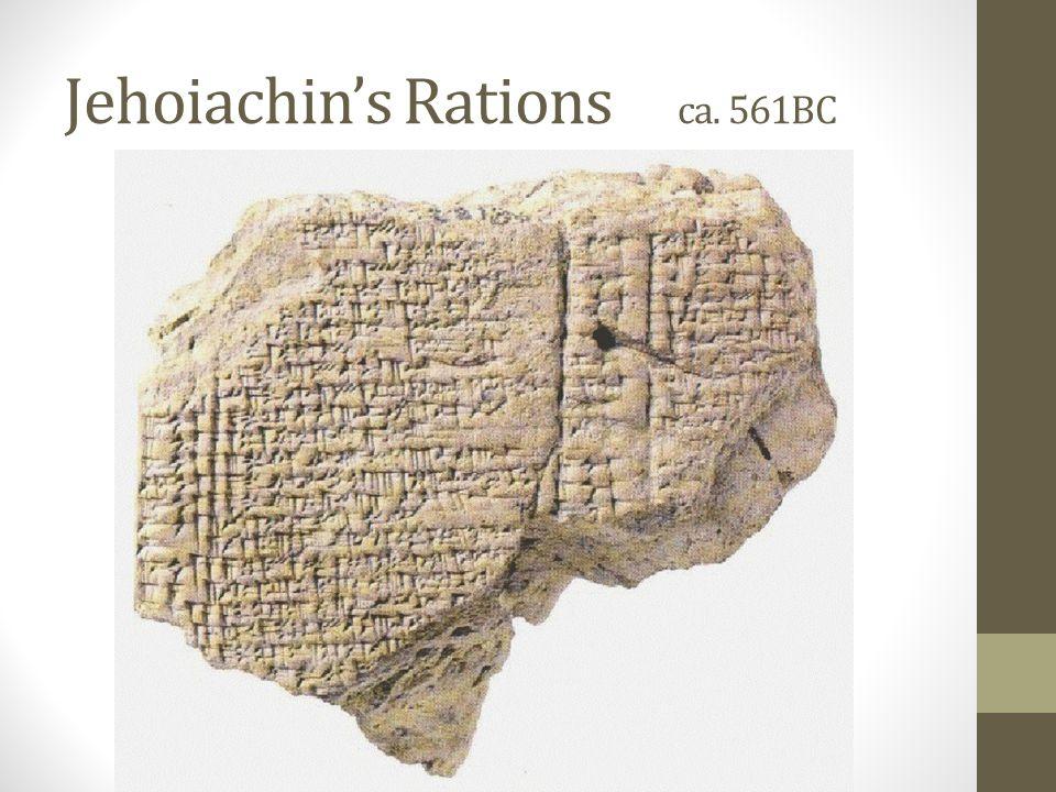 ...t[o] Ia- -u-kin, king... 10 (sila of oil) to...Ia- -kin, king of Ia[...] 2 1/2 sila to [...so]ns of the king of Ia-a-hu-du 10 (sila) to Ia-ku-u-ki-nu, the son of the king of Ia- ku-du, 2 1/2 sila for the 5 sons of the king of Ia-ku- du