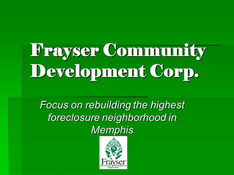 Frayser Community Development Corp.