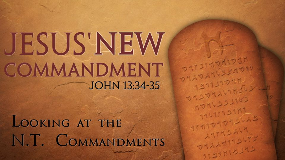 Commandments We despise them because we don't want to be told what to do.